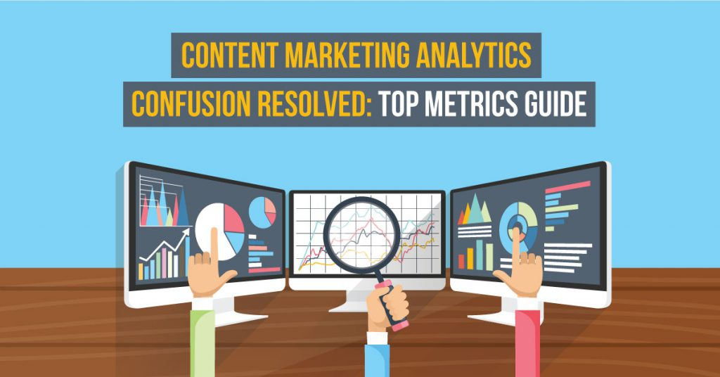 content marketing analytics feature